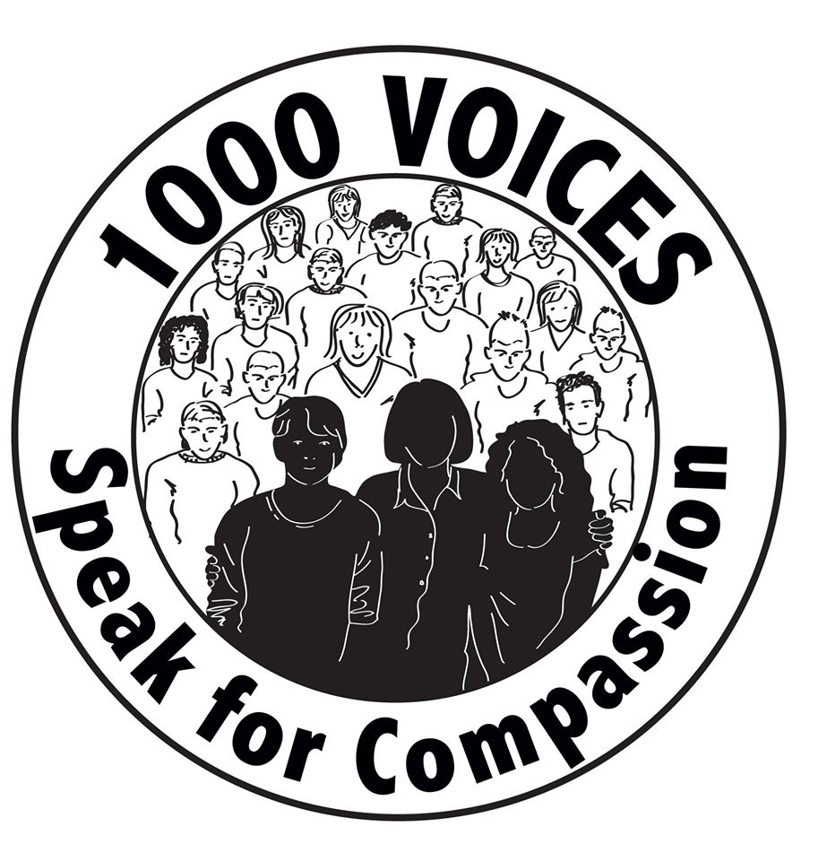 1000 voices for Compassion