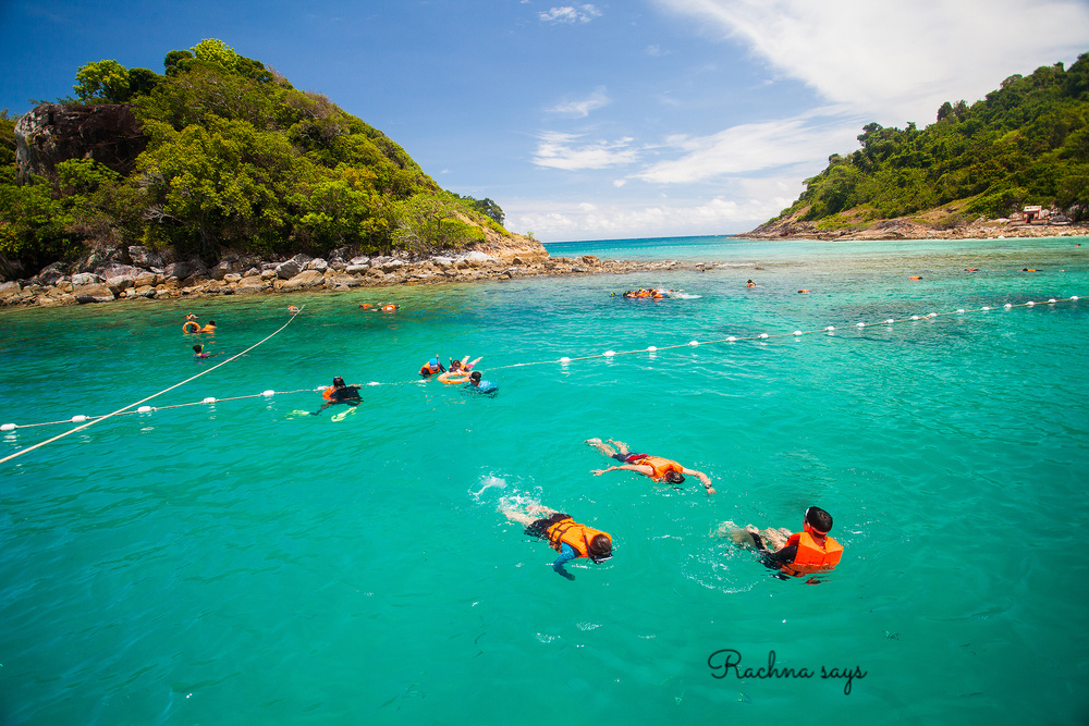 snorkeling north bay andaman